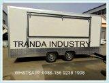 EUA Street Vending Carts Trailer Truck Made in Qingdao China