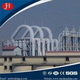 China-Fabrik-Luftstrom-Trockner-komplette Manioka Garri aufbereitende Maschine