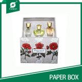 Boîte-cadeau de carton de produits de beauté de qualité pour l'empaquetage de parfum