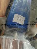 Couvercle de la bâche de protection bleu en PE, PE Bâche Chariot capot, rouleau de toile de bâche