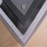 Горячее окунутое или Electro плетение провода Sauare