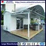 La construcción de acero rápido Pre prefabricadas casas prefabricadas