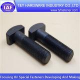 Китай крепежные детали для углеродистой стали ISO 4014 (DIN 933 /931) болты с шестигранной головкой
