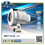 CREE 10W Motorcycle LED Spot Light di CC di qualità superiore 9-50V di Quality