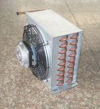 Evaporator van het Koper van het Aluminium van de koeling Finned