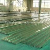 ガラス繊維の天窓の屋根のパネルの中国Clearfulの波形のポリカーボネートFRPシート
