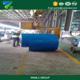 PPGI/HDG/gi/SPCC DX51 le zinc laminé à froid/chaud feux de la bobine d'acier galvanisé/feuille/plaque/bande