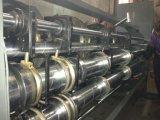Slotter 인쇄공은 물결 모양 두꺼운 종이를 위한 절단기 기계를 정지한다