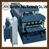 機械を形作る新しいデザイン屋根瓦のパネルの版ロール