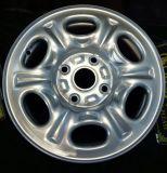 Borda de aço da roda do carro elétrico, roda da liga