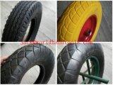 حامل متحرّك عجلة [بنيومتيك تير] عربة يد إطار العجلة 350-8