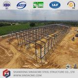 Sinoacme fabrizierte Stahlkonstruktion-Werkstatt-Gebäude-Herstellung vor