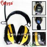 Protector auditivo digital con radio AM/FM (EF6D54).