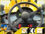 De Lader van het wiel met Ce 2 van de Capaciteit Ton van de Lader van het Wiel