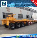 3 EIXOS 40pés Camião de Reboque com 12 Pilar para Multi-Cargo