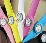 Wristwatch силикона