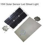 15W учтены все в одном из уличного освещения на солнечной энергии
