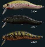 Attrait de pêche - Appât plastique - Appât - Tombage de pêche Pbhs11016 Serie