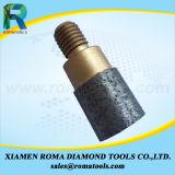Romatools Diamong Fresadoras de dedo brocas de perforación y losas de molienda