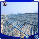 Светлая польза структур стальной рамки Q235 для пакгауза