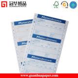 Tamaños del papel continuos de encargo continuos del papel de computadora de la impresión