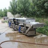 كبير يدور صينية تنظيف آلة