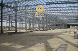 Magazzino prefabbricato della struttura del blocco per grafici d'acciaio (SSW-28)
