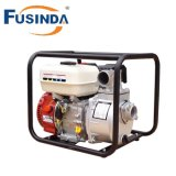 L'engine d'essence a actionné la pompe à eau centrifuge de 3 pouces pour l'irrigation de ferme