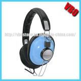 Auscultadores estereofónicos baixos profundos com Headband ajustável (VB-1099D)