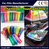 Мода Chameleon фары пленки, Chameleon автомобильная лампа окраски пленки 30см*9m