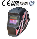 ANSI van Ce de auto-Verdonkert Helm van het Lassen (wh-T153)