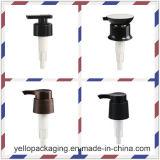 Spruzzatore di plastica della pompa della bottiglia del prodotto degli accessori cosmetici di plastica della bottiglia