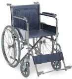 경량 휠체어를 접히는 강철