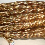 Cuerda de nylon del alambre 3 de la tela trenzada