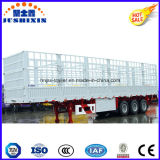3 Axles Stake Tri-Axle Fence Transport Semi Trailer card