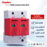 Защитное приспособление пульсации AC Arrester пульсации Гам-Рельса SPD электропитания