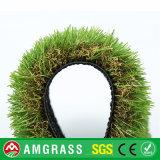 人造の草の中国の工場美化するか、または庭の人工的な泥炭