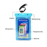 Bolso impermeable del brazo del PVC del bolso para el teléfono elegante