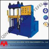 중국 최신 판매 4 란 격판덮개 고무 가황기 기계