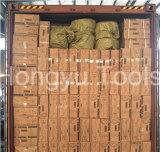brouette lourde de construction du bois de traitement de 6cbf 100L