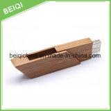 선전용 선물을%s 나무로 되는 디자인 USB 지팡이
