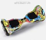 Het grote Zelf Evenwichtige Slimme Saldo van de Autoped Sizeelectric Batterij van Hoverboard Samsung van de Afwijking van de Autoped van 10 Duim de Elektrische Bevindende