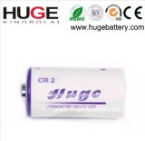Mangan-Dioxid Batterien des Lithiums 3V für Taschenlampe/Kamera Cr2/Cr15270