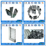 Porte professionnelle de l'Afrique et constructeur en aluminium de profil d'extrusion de guichet avec la meilleure qualité