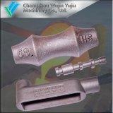 Più nuovo pezzo fuso di sabbia personalizzato personalizzato del ghisa grigio di precisione con lavorare di CNC
