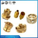 OEM Coper/piezas que trabajan a máquina del torno del torneado/el moler/perforación del CNC del latón