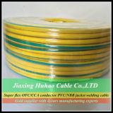 Stranded / Câble solide Cuivre PVC isolés métro