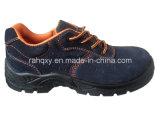 Спортивный стиль велюр кожа обувь низкого вырезать лодыжки (HQ05074)