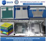 Portoir pour tubes à essai de haute qualité de moule en plastique