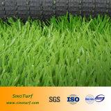 フットボール、美化する赤ん坊の運動場のための高密度人工的な草(総合的な泥炭)